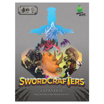 Swordcrafters: Expanded board game
