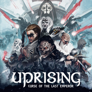 Uprising: Curse of the Last Emperor board game