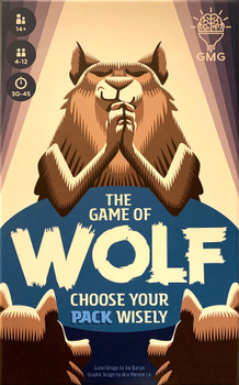 The Game of Wolf board game