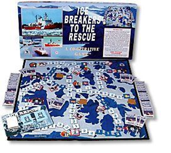 Ice Breakers to the Rescue board game