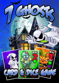7 Ghosts board game