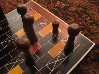 Carapace board game