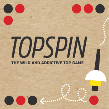 TopSpin board game