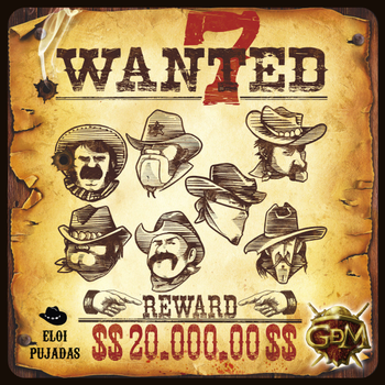 Wanted 7 board game