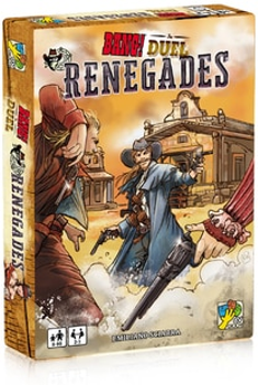 BANG! The Duel - Renegades board game