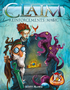 Claim: Reinforcements – Magic board game