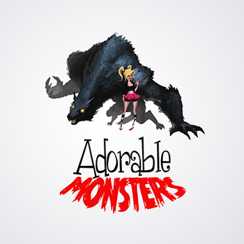 Adorable Monsters board game
