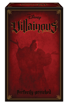 Disney Villainous: Perfectly Wretched board game