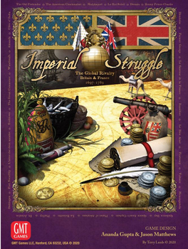 Imperial Struggle board game