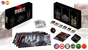 Chronicles of Marlis board game