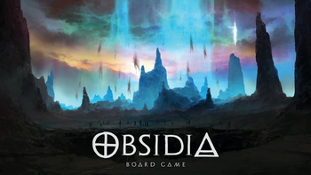 Obsidia board game