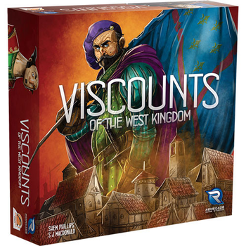 Viscounts of the West Kingdom board game