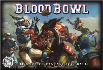 Blood Bowl (2016 Edition) board game