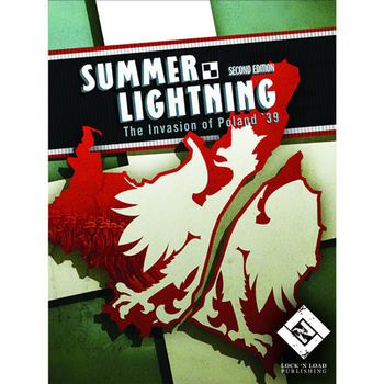 Summer Lightning: The Invasion of Poland 1939 board game