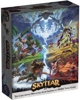 Skytear board game