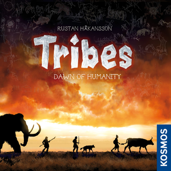 Tribes: Dawn of Humanity board game