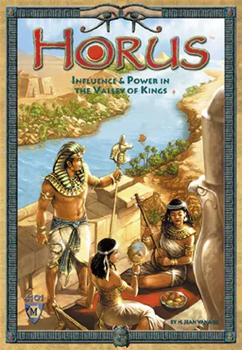 Horus board game