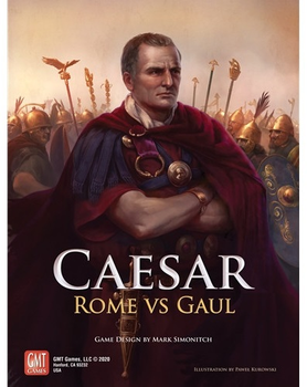 Caesar: Rome vs. Gaul board game