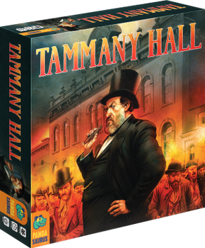 Tammany Hall board game