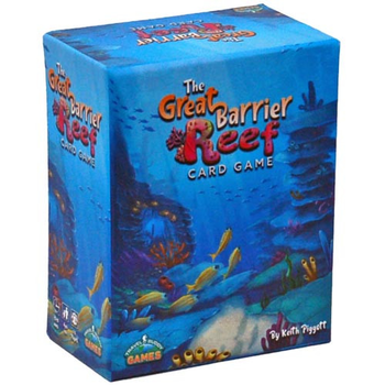 The Great Barrier Reef Card Game board game