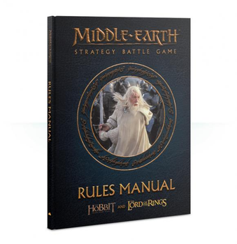 Middle-earth Strategy Battle Game: Rules Manual board game